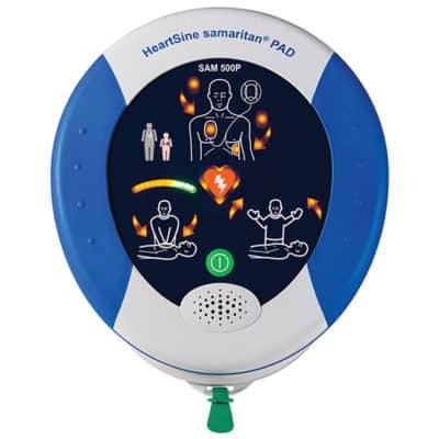 HeartSine defibrilaattorit