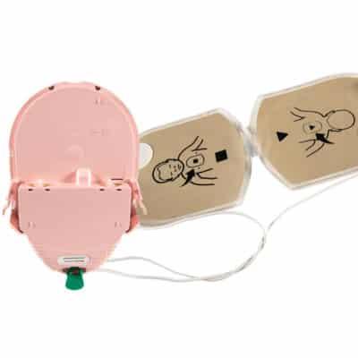 Defibrillaattoreiden tarvikkeet