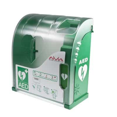 Defibrillaattori kaapit