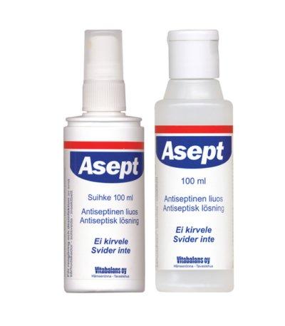 Asept antiseptinen liuos
