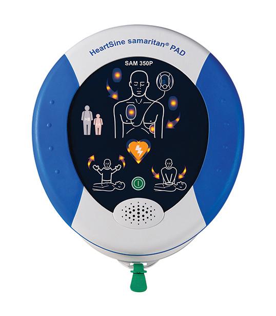 Defibrilaattori-HeartSine-350P