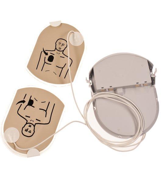 Iskulätkät ja akku HeartSinen defibrillaattoreihin
