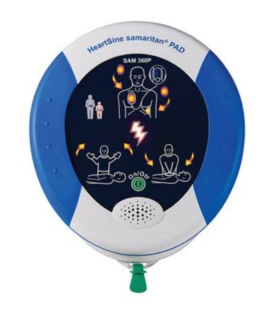 HeartSine samaritan 360P automaattinen defibrillaattori