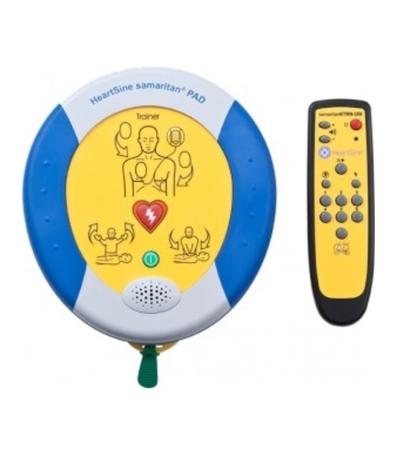 HeartSine harjoitusdefibrillaattori