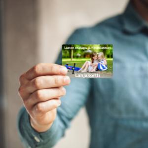 Lahjakortti — Lasten ensiapu ja hätätilanteet 4h