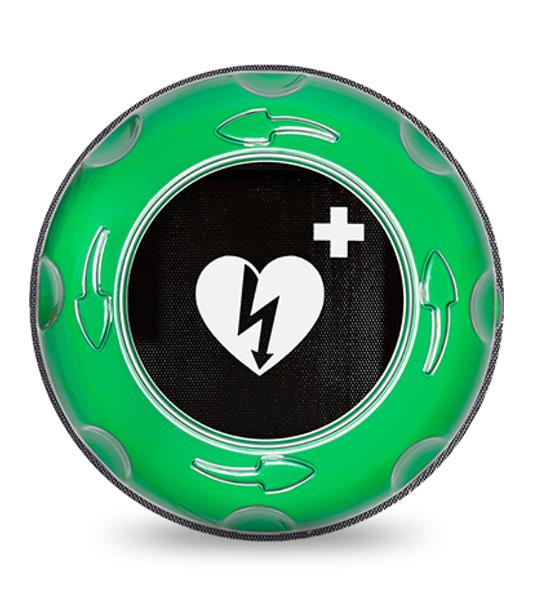Rotaid Solid Plus defibrillaattorin kaappi