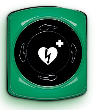 Rotaid Swift kaappi defibrillaattorille