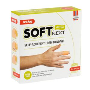 Snögg Soft Next 3 x 450 cm