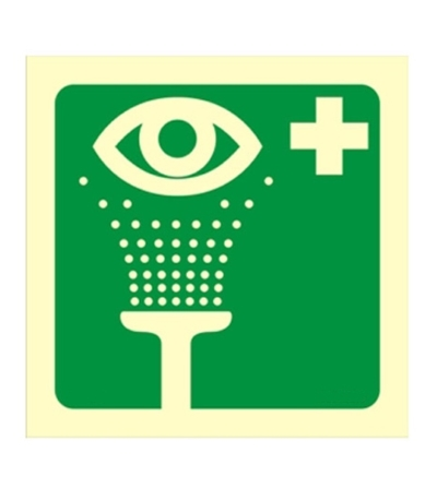 silmähuuhde opastekyltti